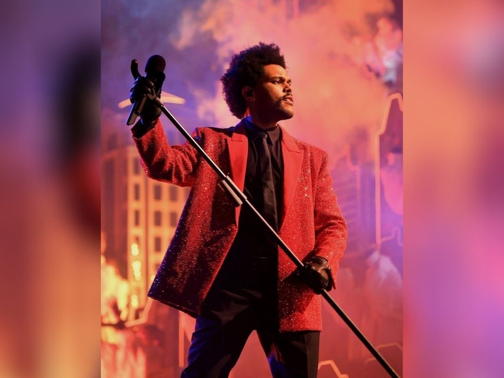 The Weeknd is boycotting the Grammy Awards