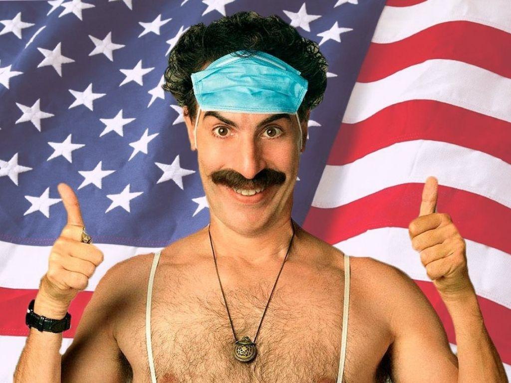 """Borat 2"" breaks world record for longest movie title"