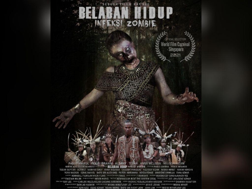 "Malaysian indie ""Belaban Hidup"" wins Best Horror Film in Russia"