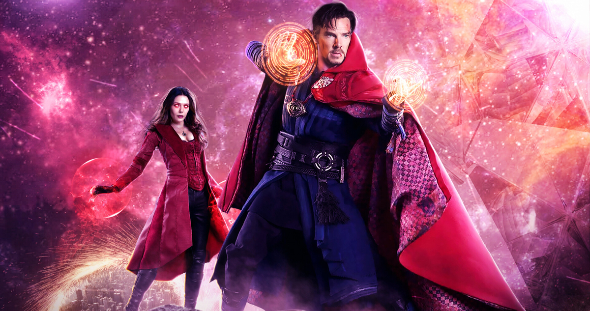 Wandavision Theory Doctor Stranger 2 Multiverse Connection
