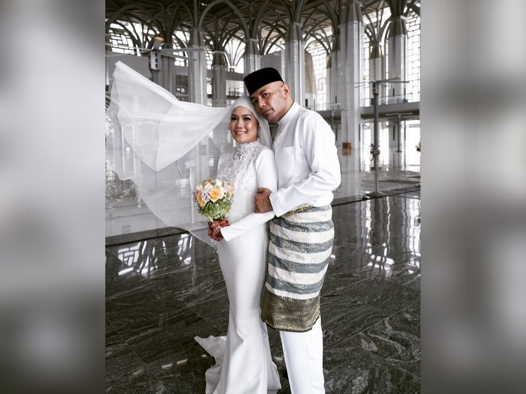 Indigo's Bad and Ashira Aziz are now husband and wife