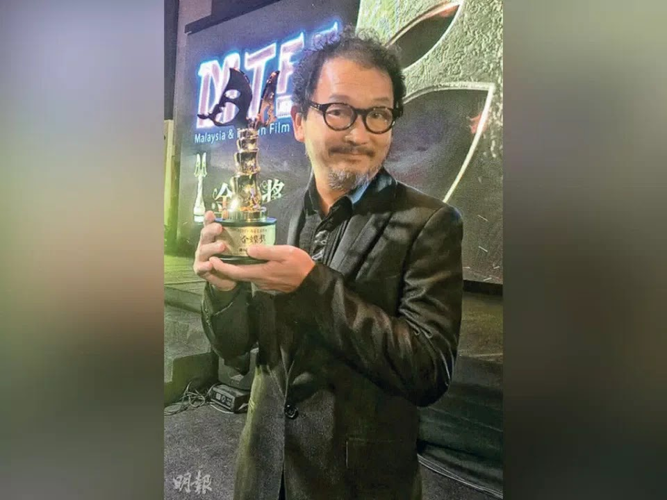 Liu Kai Chi passed away at 66