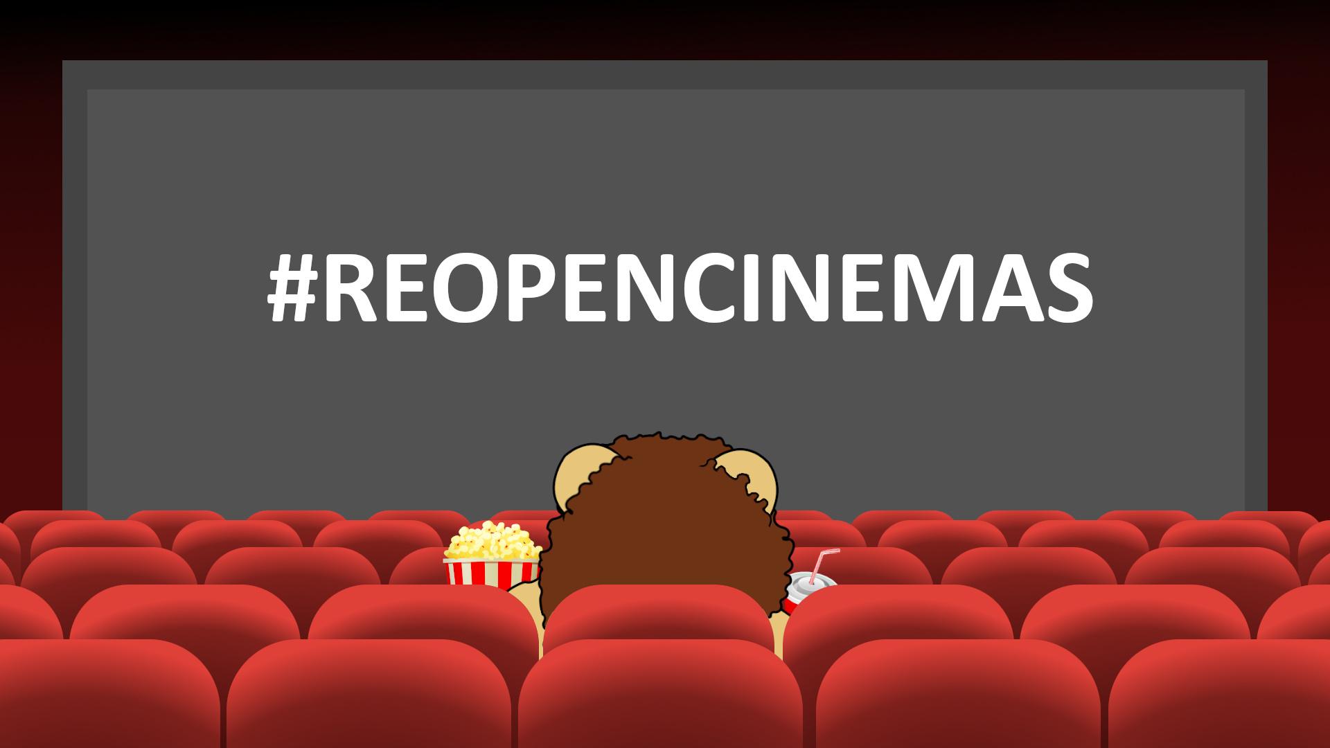 Malaysian cinemas will be operating again!