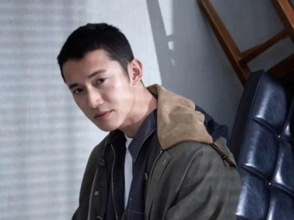 Chris Wu calls himself 'weak chicken' for hospitalisation