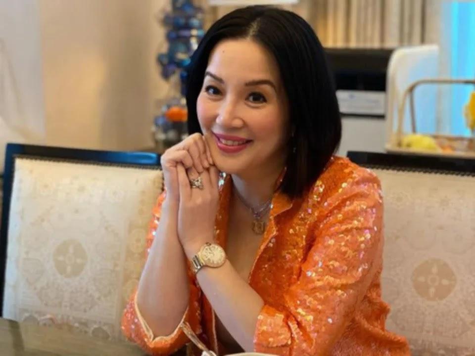 Kris Aquino will limit sons' appearances on social media