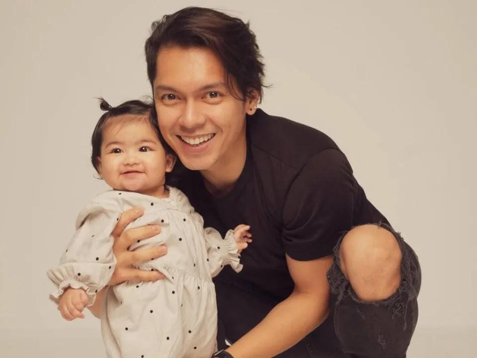 Carlo Aquino slams netizen for insulting daughter