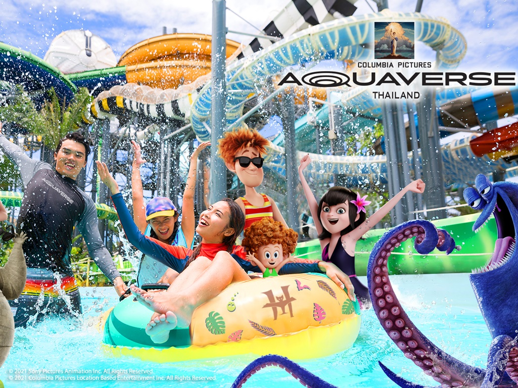 Sony to open Aquaverse Theme Park in Thailand