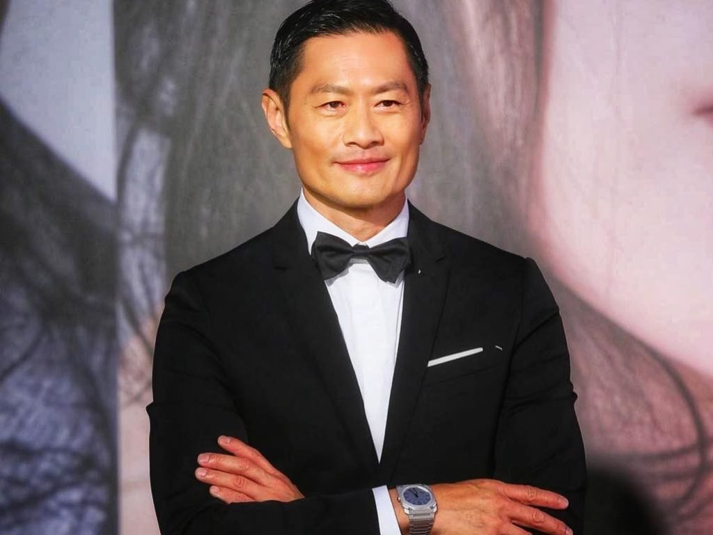 Kenny Wong denies cheating on wife with ex-girlfriend