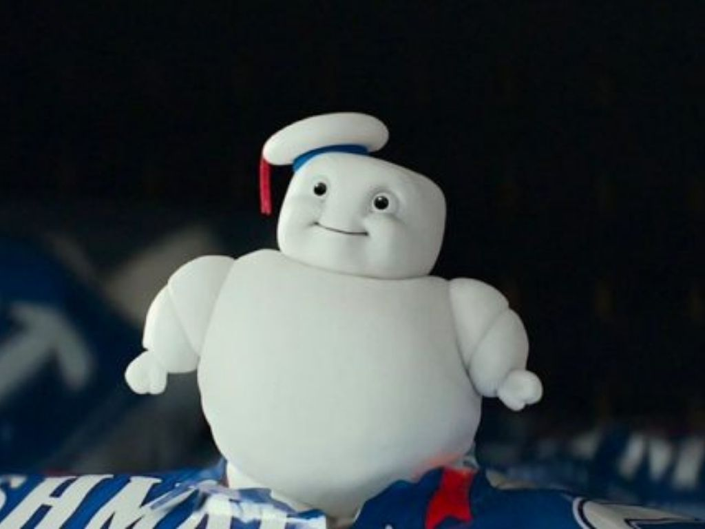 """""""Ghostbusters: Afterlife"""" introduces the mini Marshmallow Man"""
