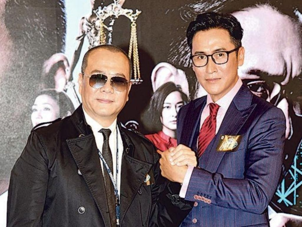 """Bobby Au Yeung and Joe Ma happy to reunite in new series, """"Shadow of Justice"""""""