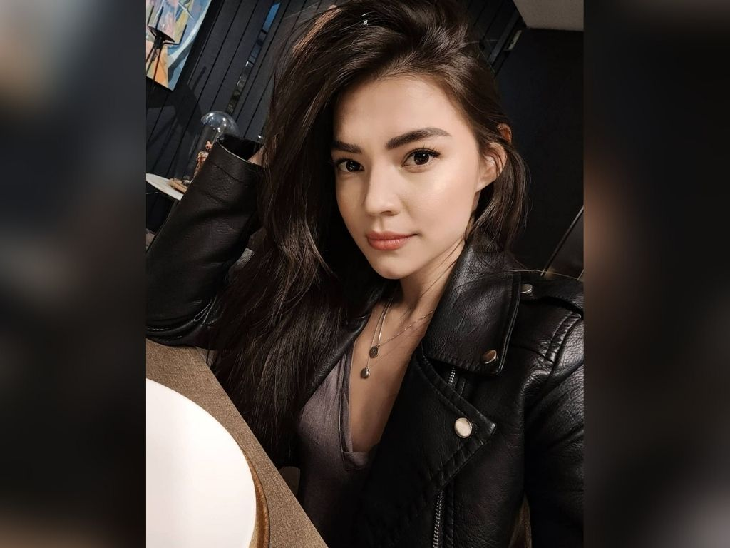 Rhian Ramos was tested positive for COVID-19