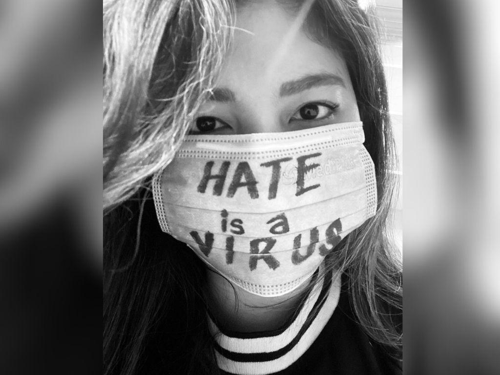 Angel Locsin slams hate crime against Asians
