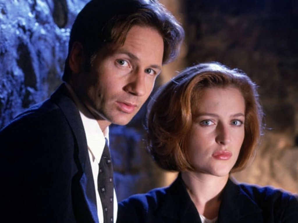 """David Duchovny nearly turned down """"The X-Files"""" in the '90s"""