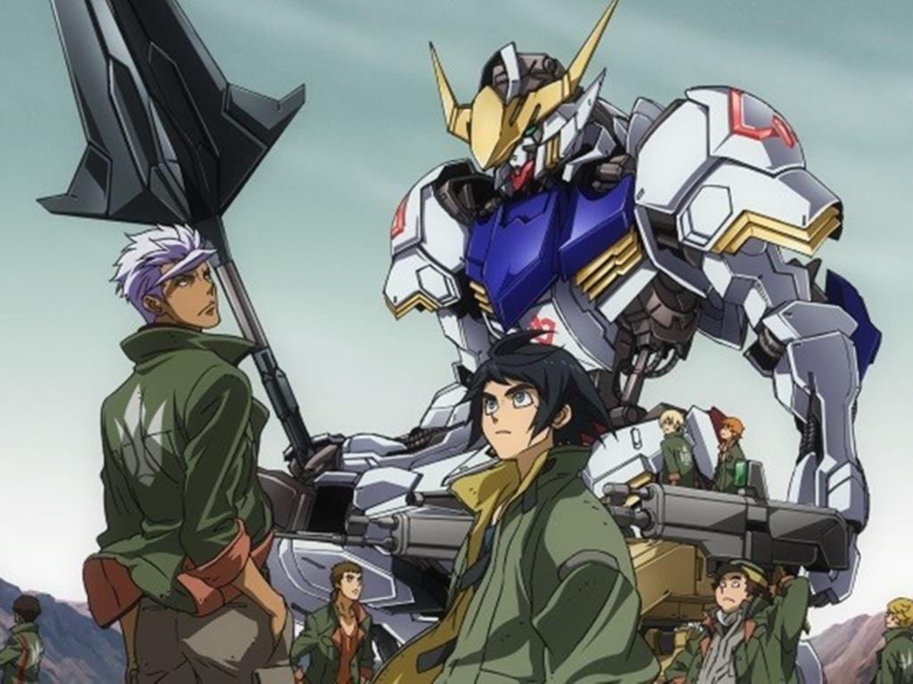 """Netflix to produce """"Gundam"""" alongside Legendary Pictures"""