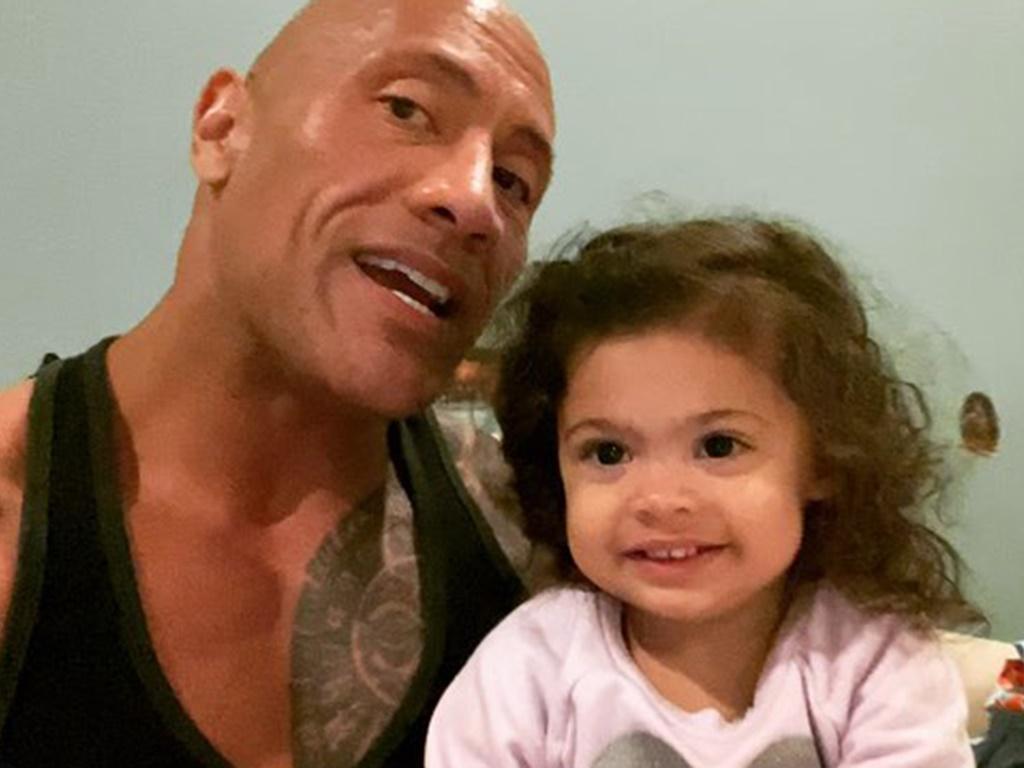 Dwayne Johnson gets Jason Momoa to wish daughter Happy Birthday