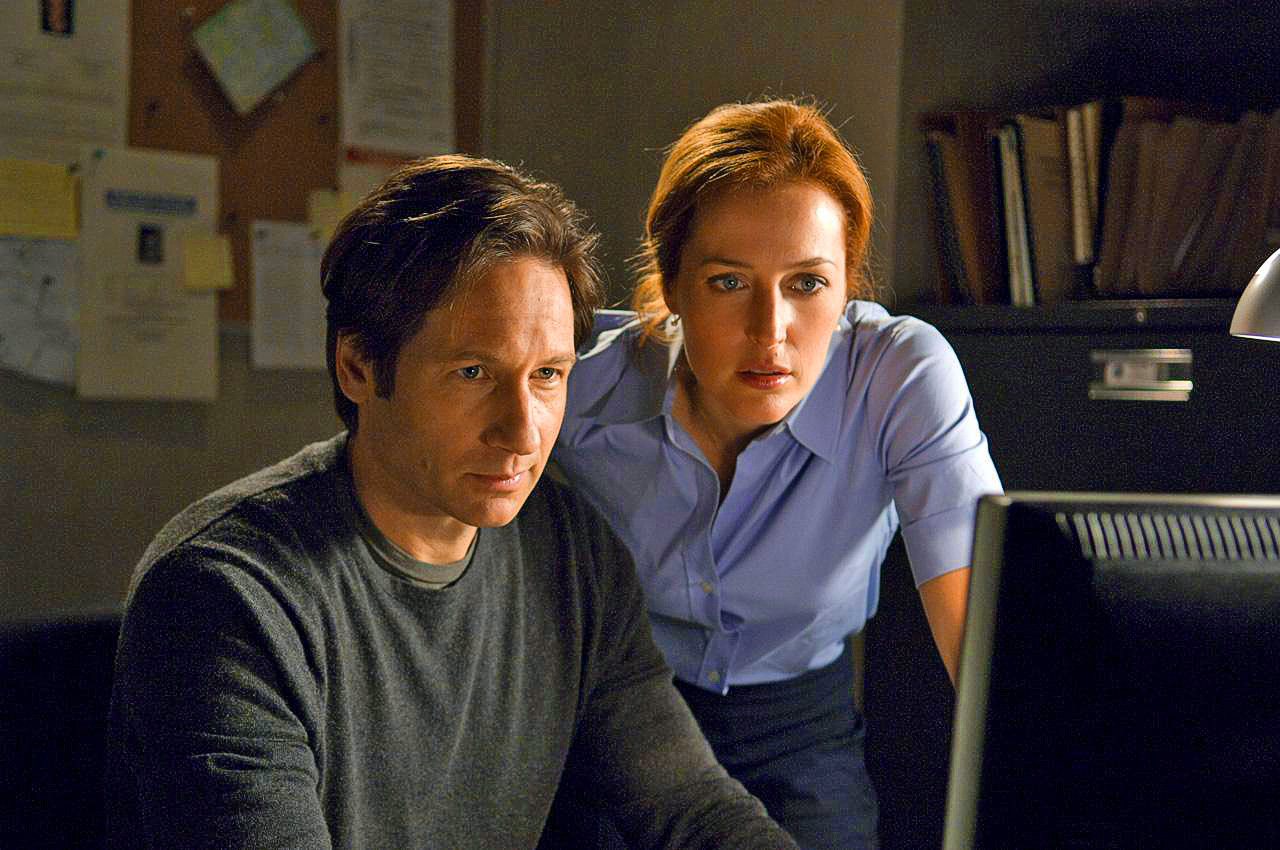 the x files tv 0