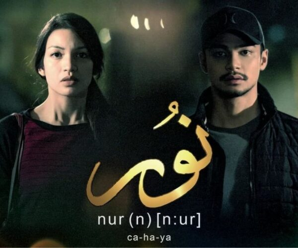 Shahrulezad laments on 'Nur' being cancelled after one episode in Indonesia