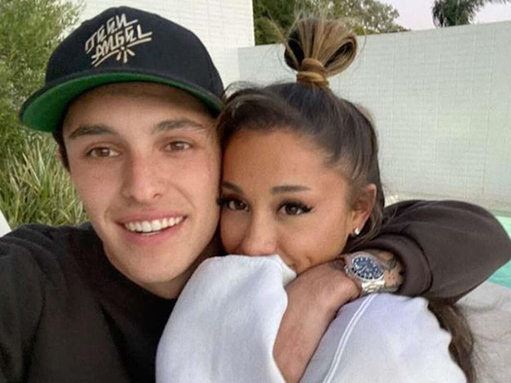 Ariana Grande marries boyfriend of one year