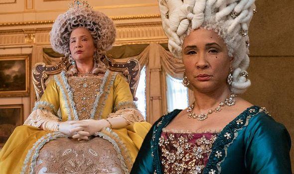 Golda Rosheuvel as Queen Charlotte 1376623