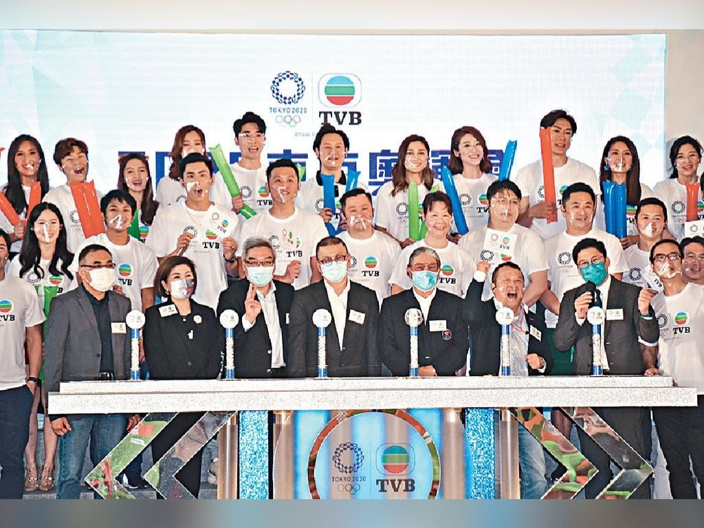 TVB prepares for Olympic Games despite uncertainty