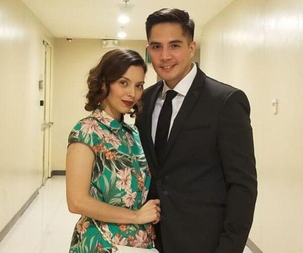 Desiree del Valle and Boom Labrusca announce pregnancy