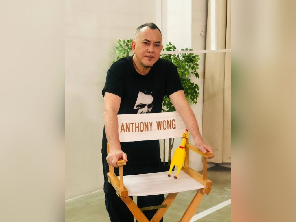 Anthony Wong enjoys going to Taiwan with gold card