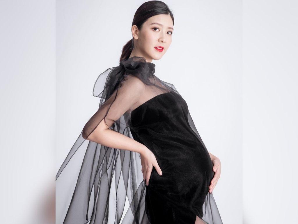 Jennifer Yu is now a mum