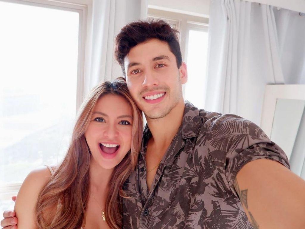 Sam Pinto announces first pregnancy