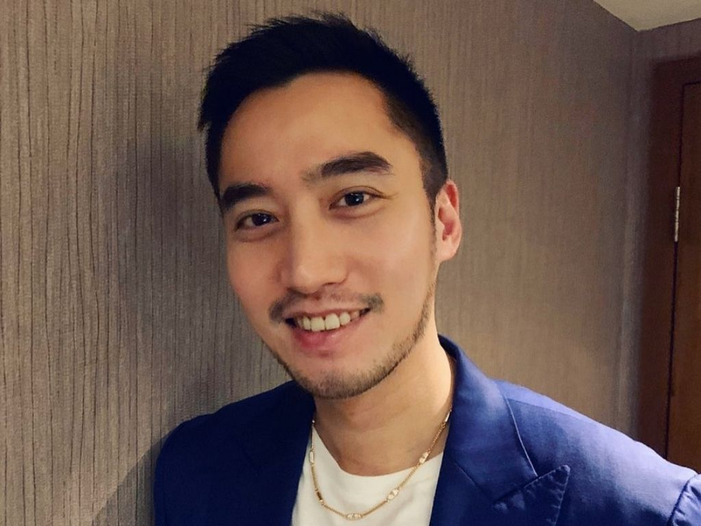 Gillian Chung's ex-husband lost weight from depression