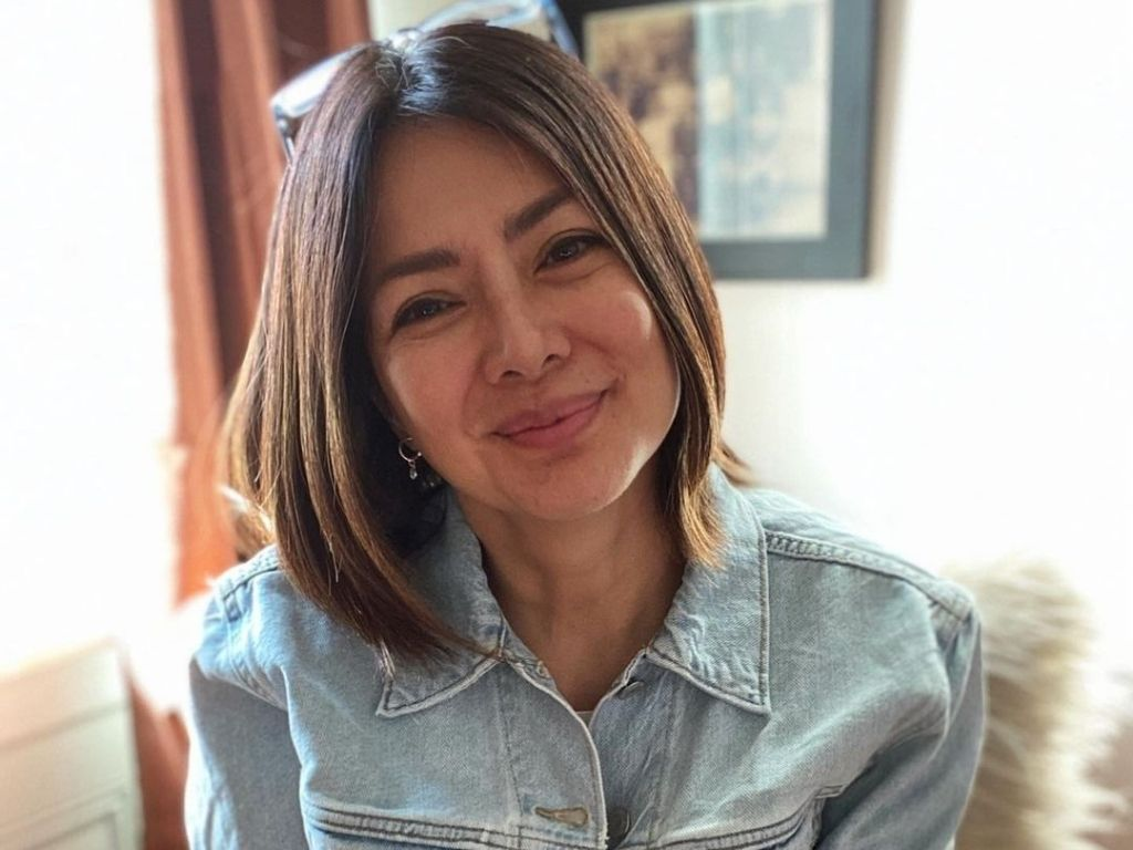 Alice Dixson finally reveals baby's name and gender