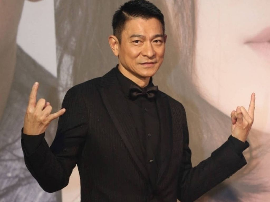 """Andy Lau participates in male version of """"Sisters Who Make Waves""""?"""