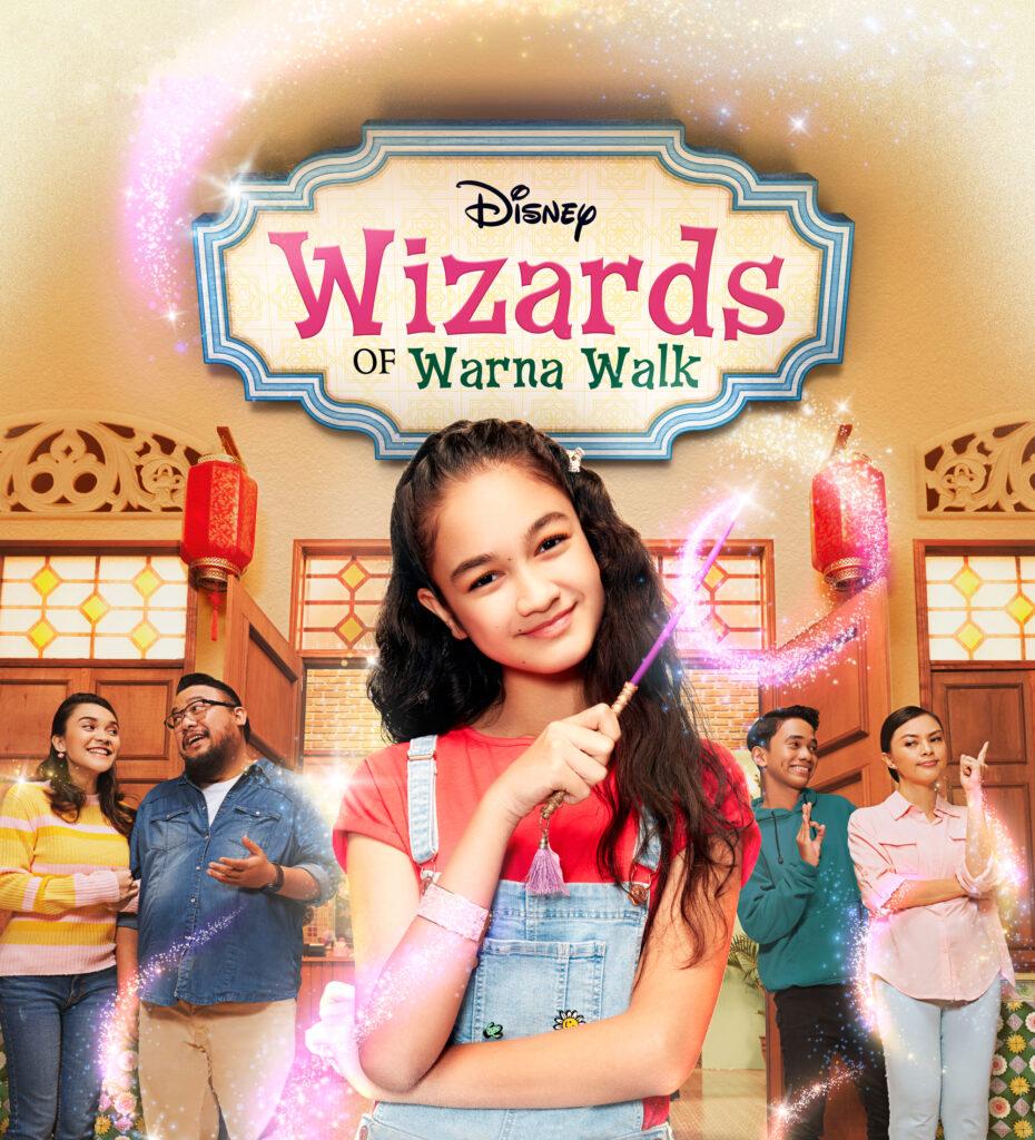 Wizards of Warna Walk