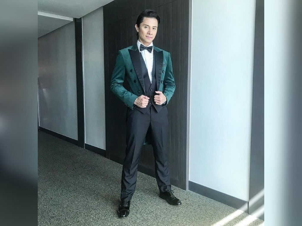 JC Santos admits to have worked as OFW in HK, Singapore