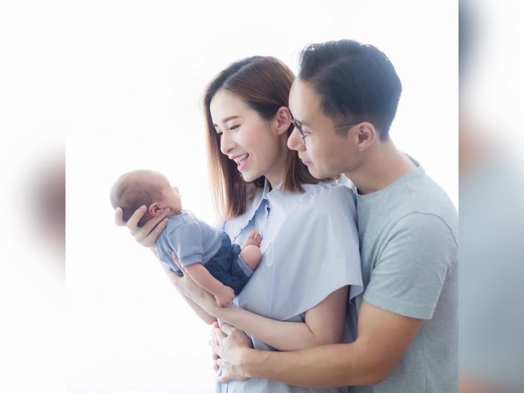 Jess Sum announces baby's birth