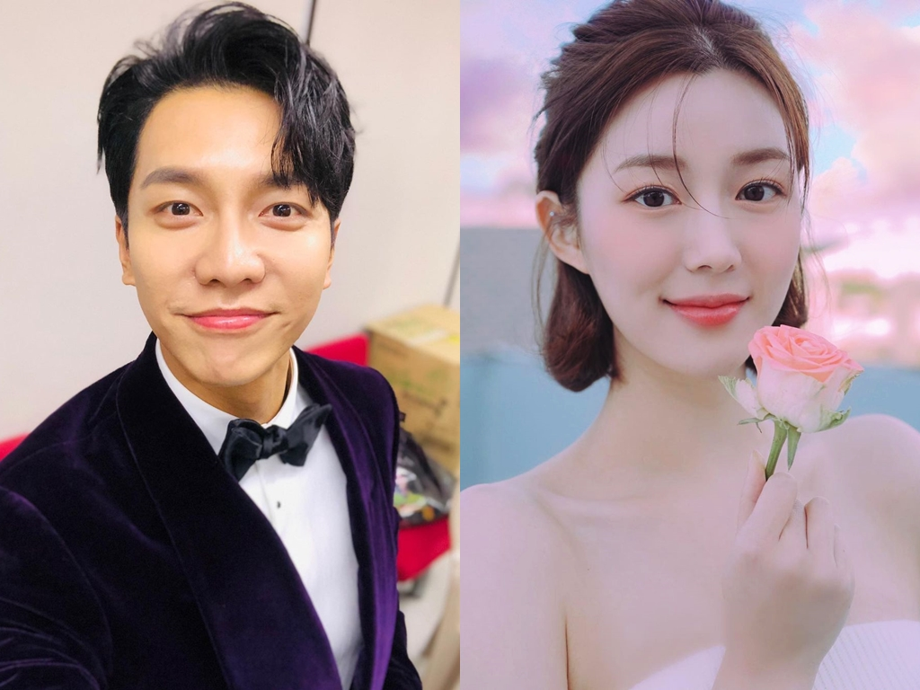Lee Seung-gi, Lee Da-in are in a relationship
