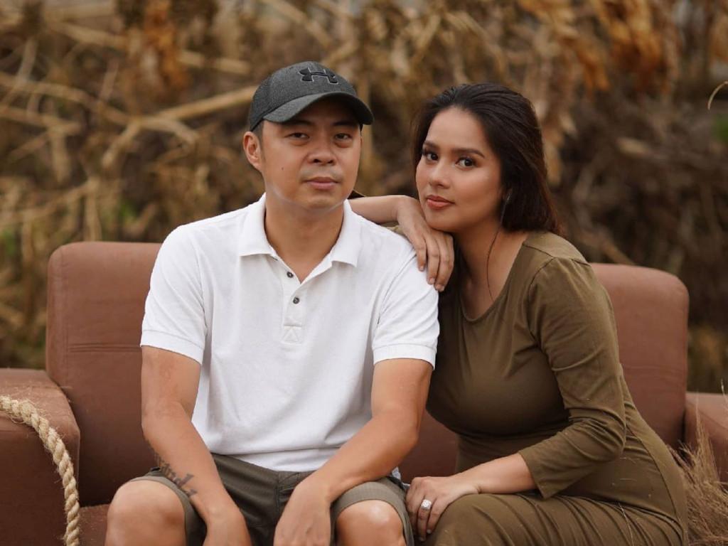 Neri Naig and Chito Miranda's baby gender reveal