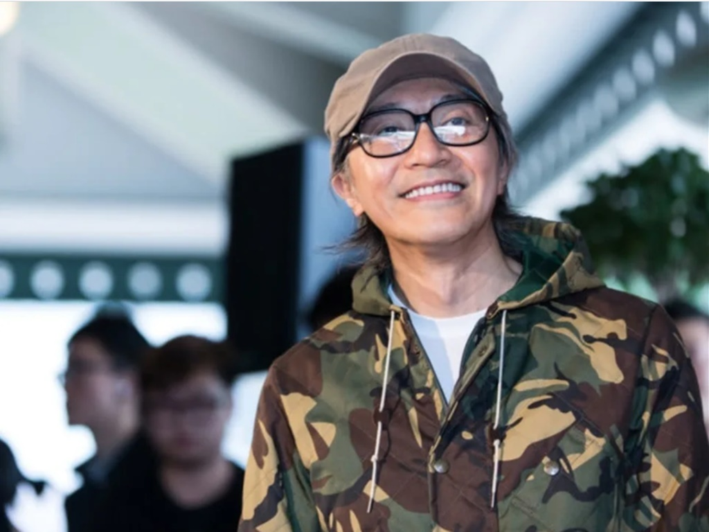 Stephen Chow to produce movies for Tencent Video