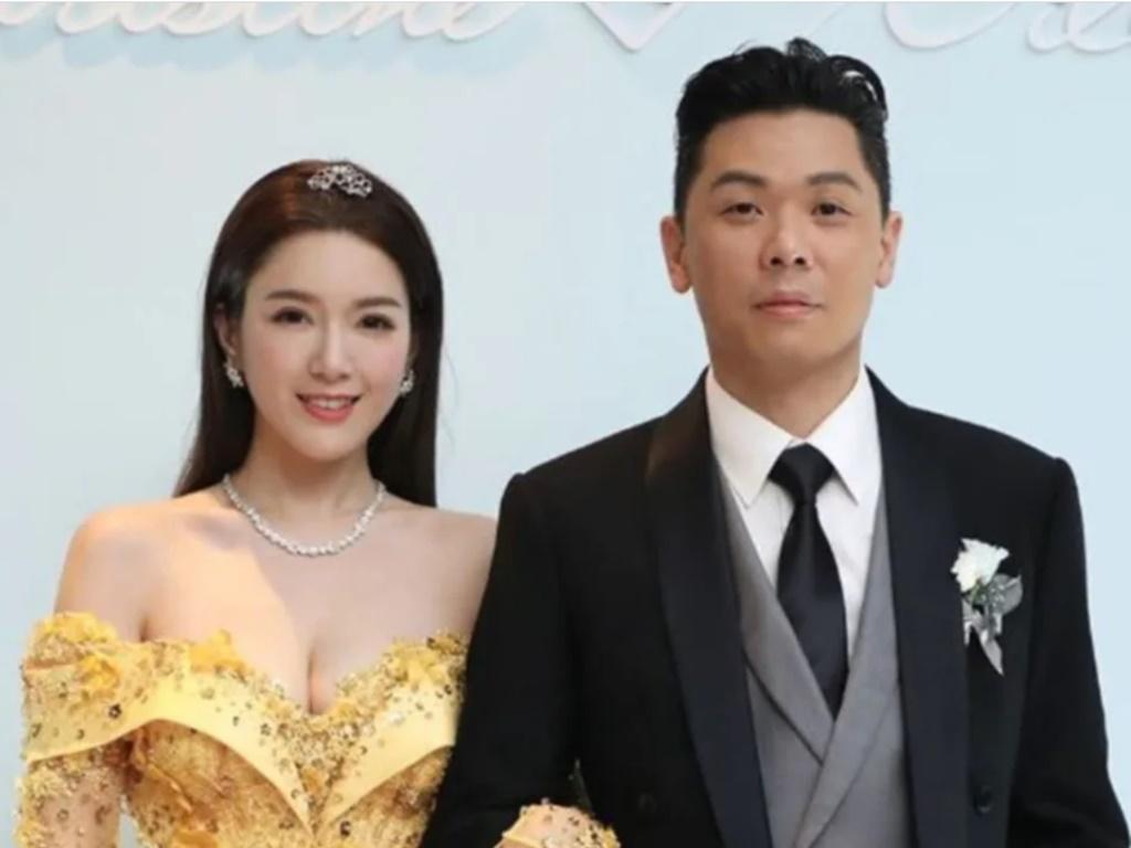Christine Kuo rumoured to separate from husband