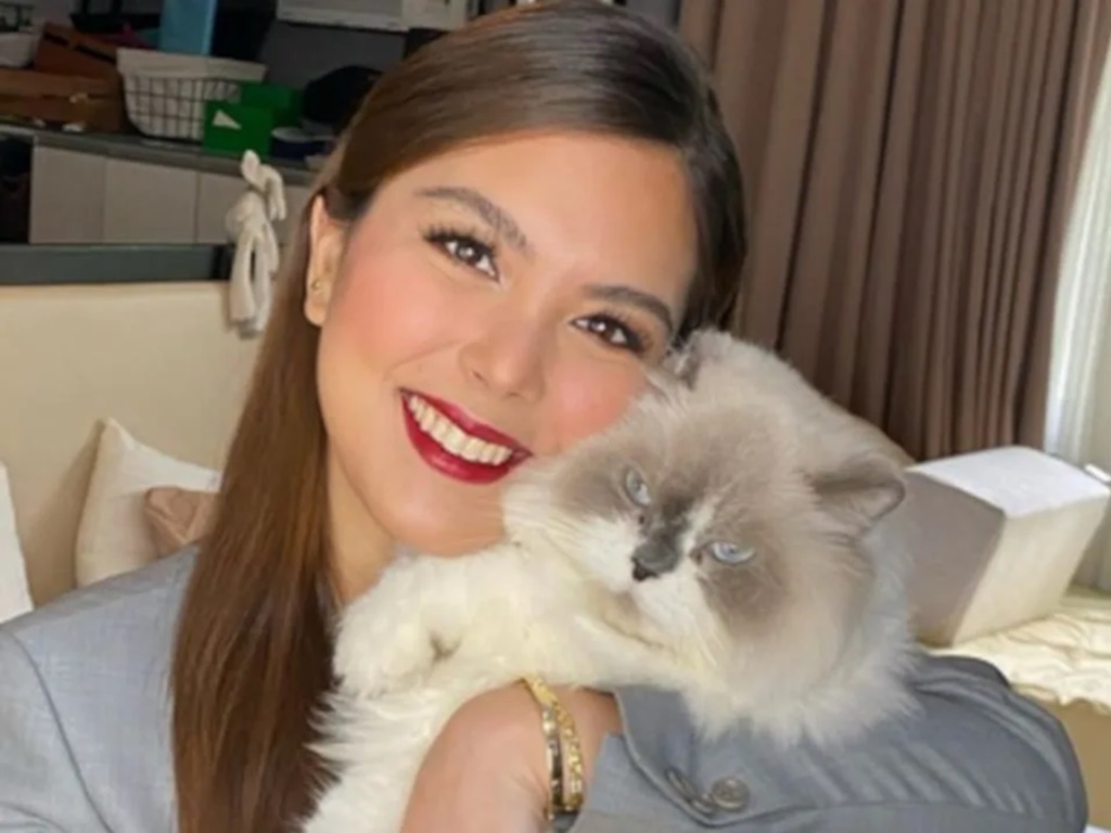 Ria Atayde is elated to have no more back pain