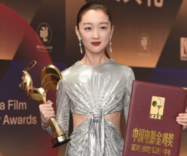 Zhou Dongyu is the youngest actress to be SIFF judge