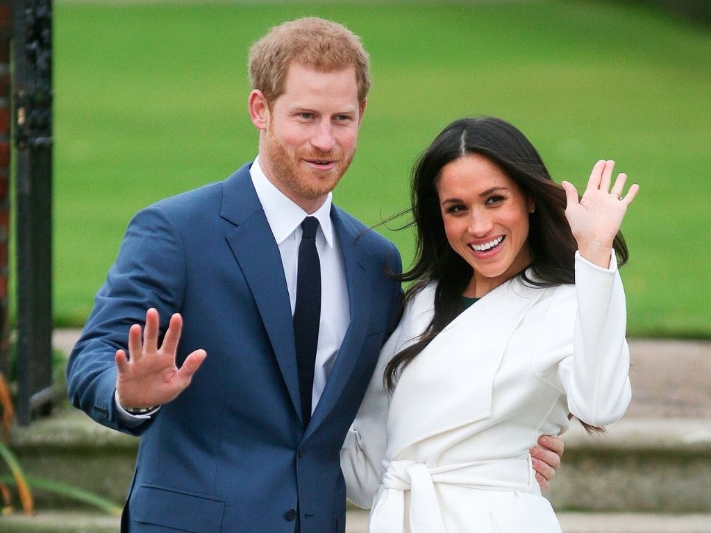 Prince Harry and Meghan Markle announce the birth of baby Lili