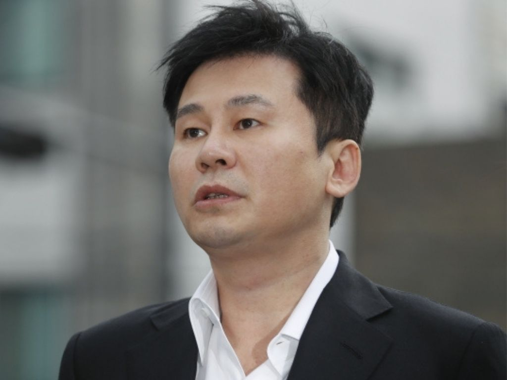 Yang Hyun-suk indicted for cover-up