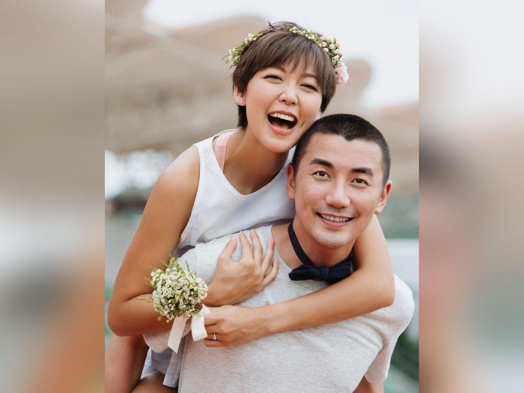 Tony Hung marries girlfriend Inez Leong