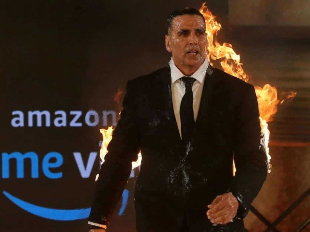 Akshay Kumar's first series for Amazon Prime Video likely to begin production