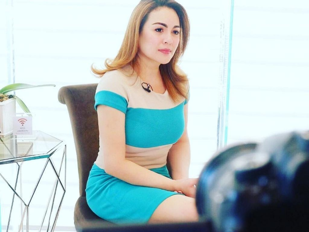 Claudine Barretto is set to return to the big screen