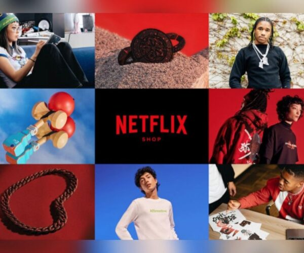 Netflix launches online Shop for merchandise from its popular shows