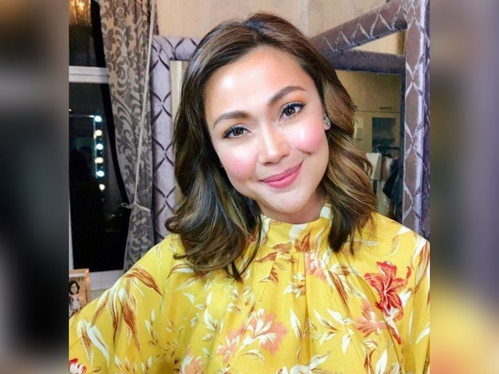 Jodi Sta. Maria is one step closer to getting her degree