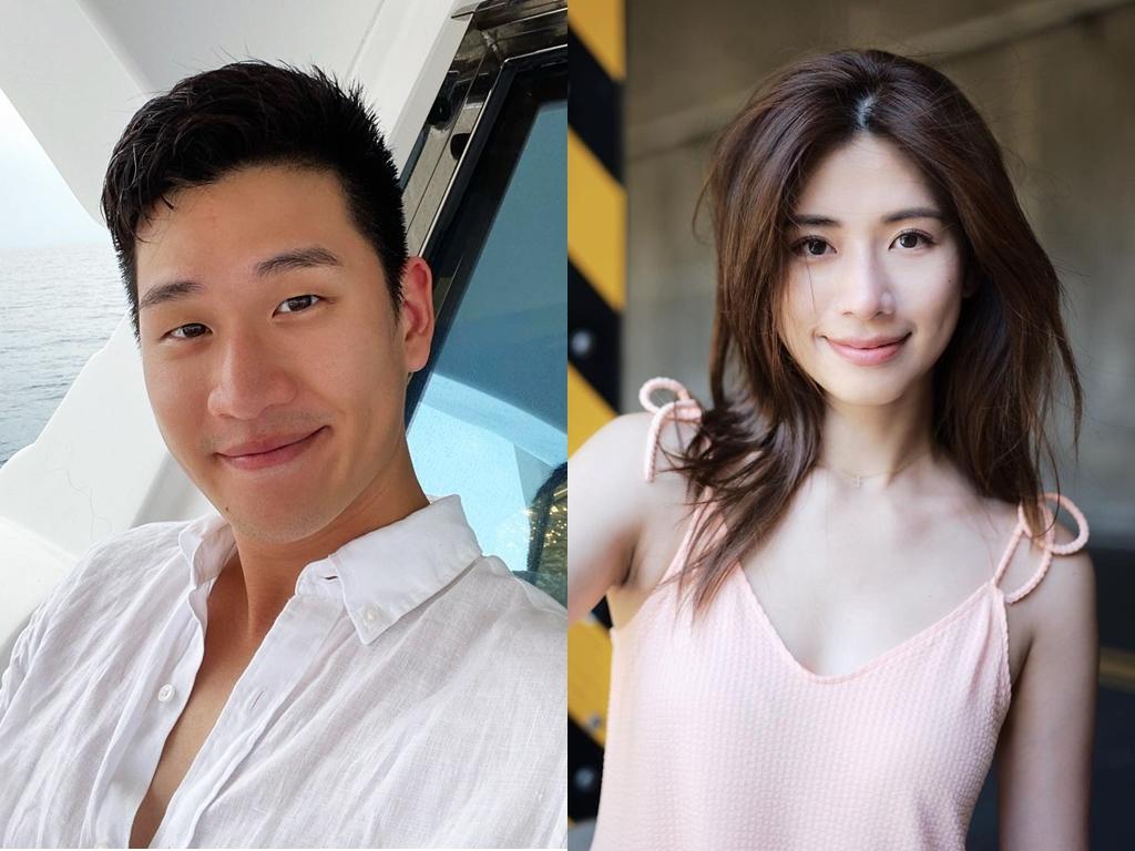 Eric Chou and Dacie Chao rekindled romance