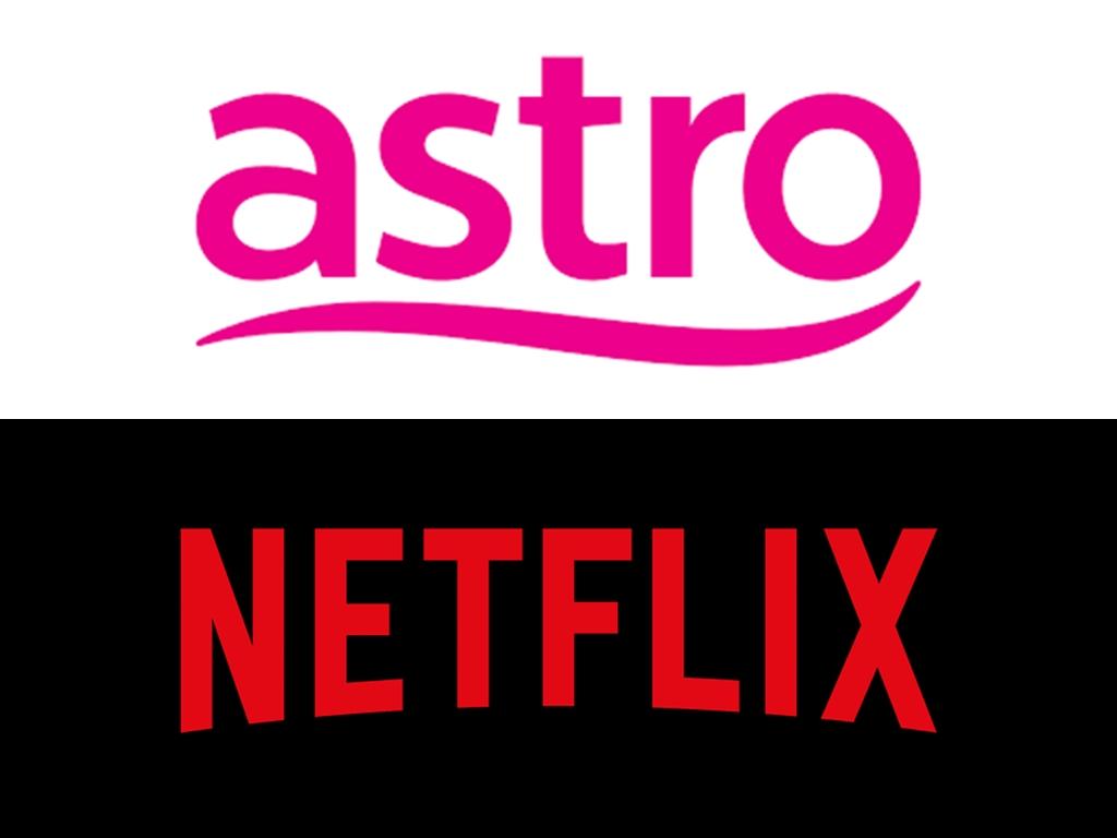 Astro establishes partnership with Netflix