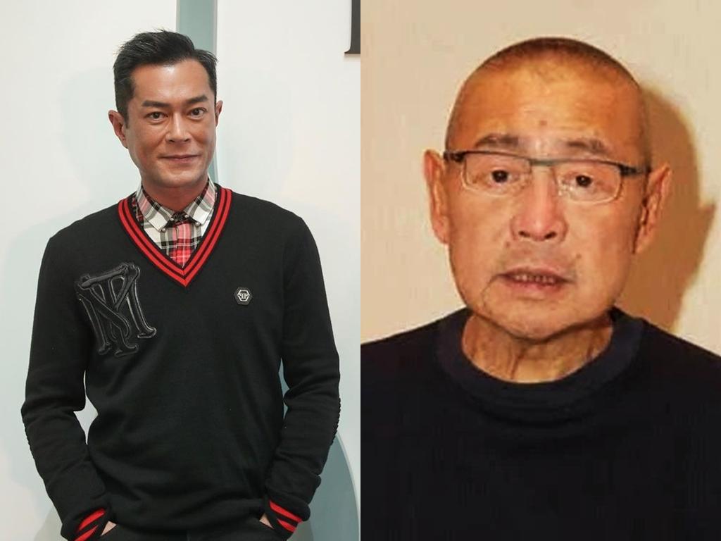 Louis Koo thanks billionaire Joseph Lau for helping Hong Kong film industry
